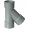 PVC Abzweigung 45° Ø 50mm